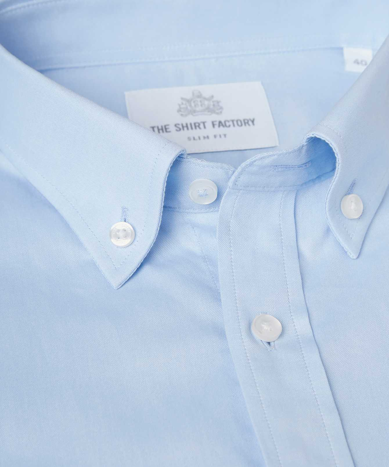 Shirt Fine Oxford The Shirt Factory