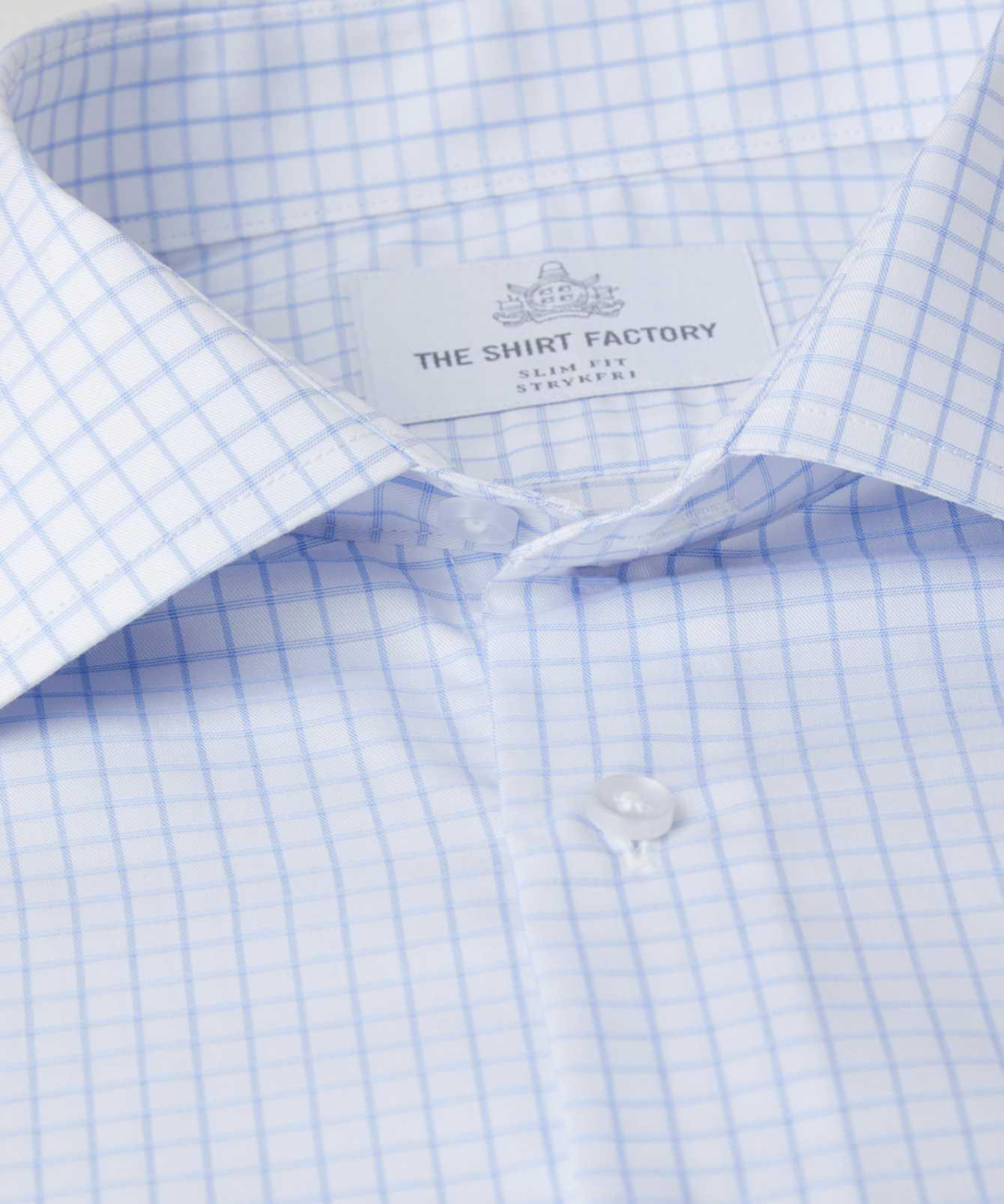 Shirt Dunblane Non-Iron The Shirt Factory