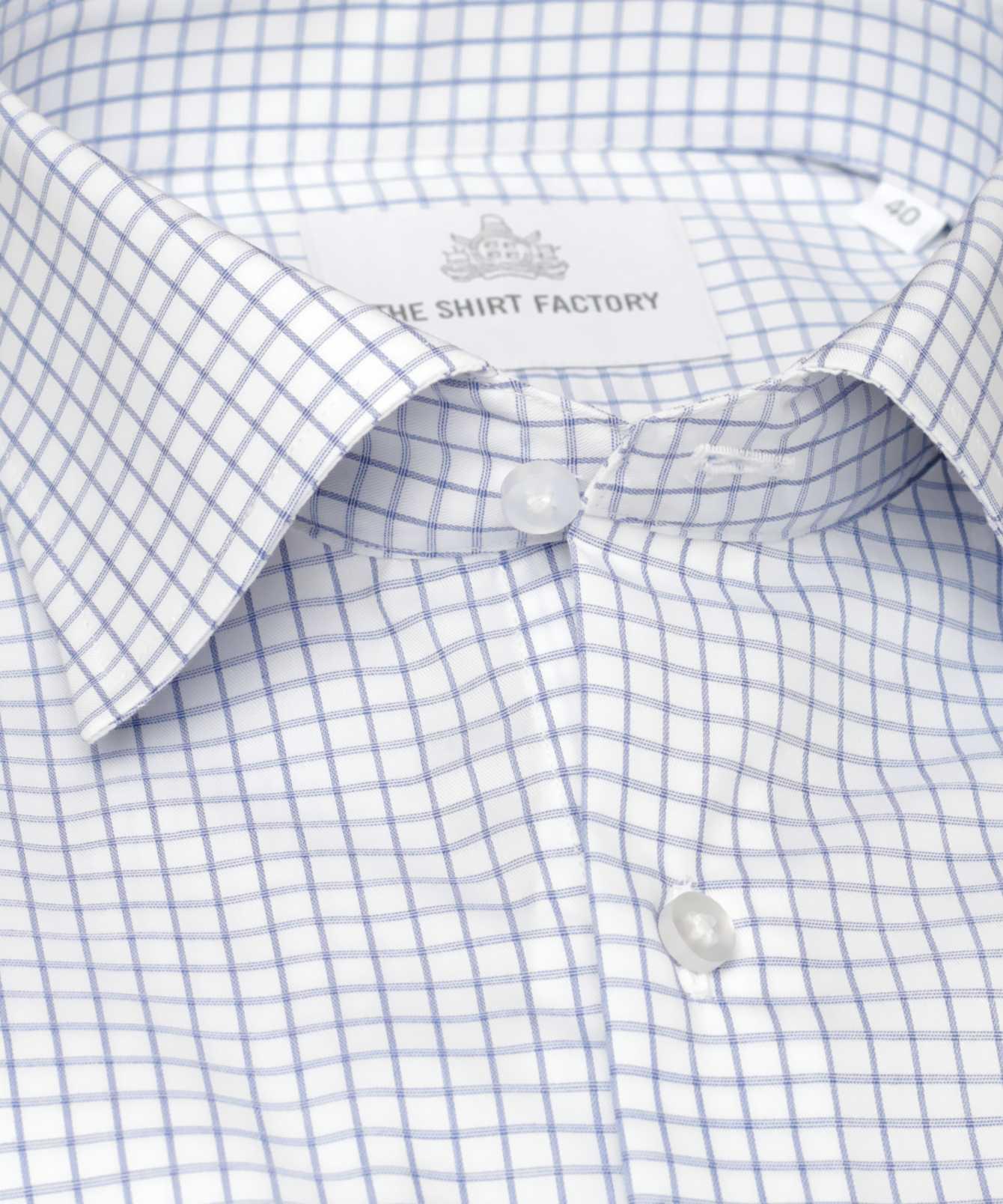Skjorta Dunblane Strykfri The Shirt Factory