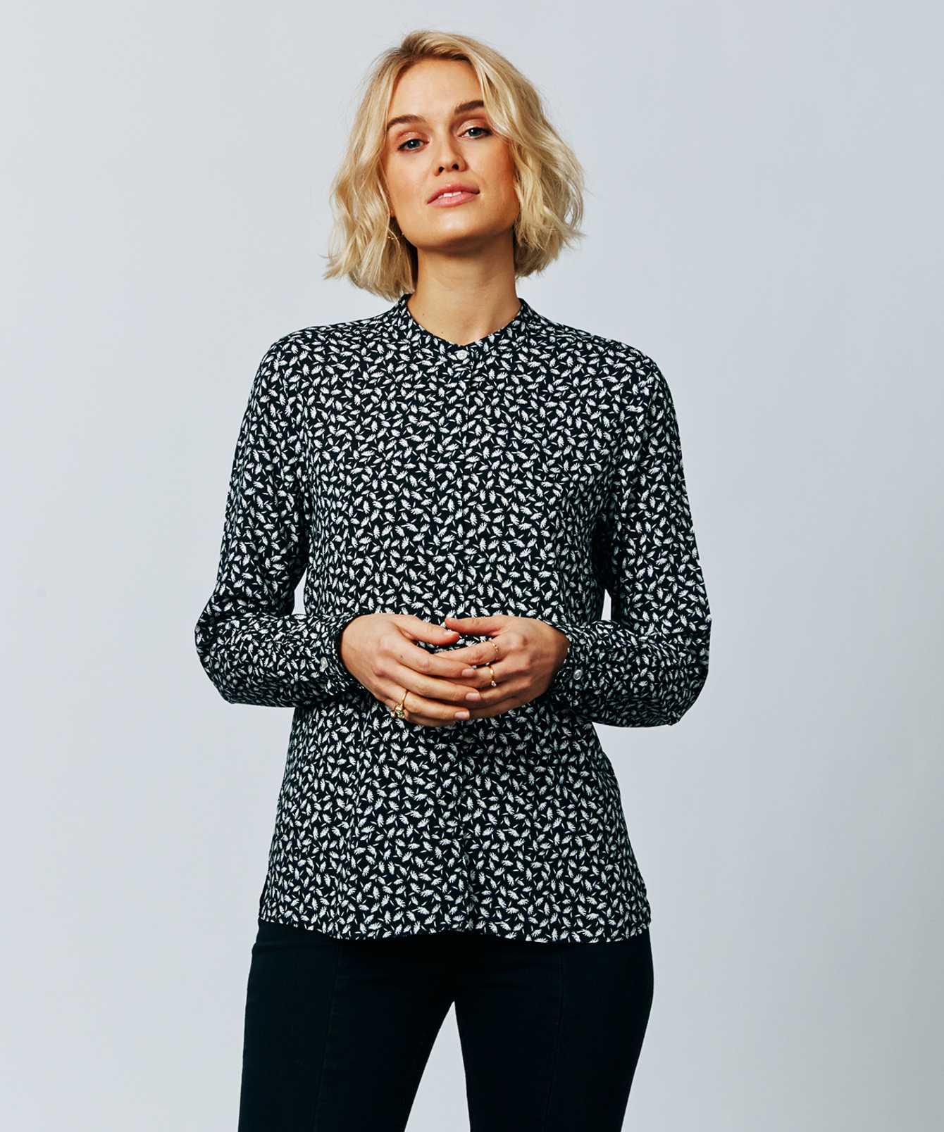 Skjorta Camilla Marigold The Shirt Factory