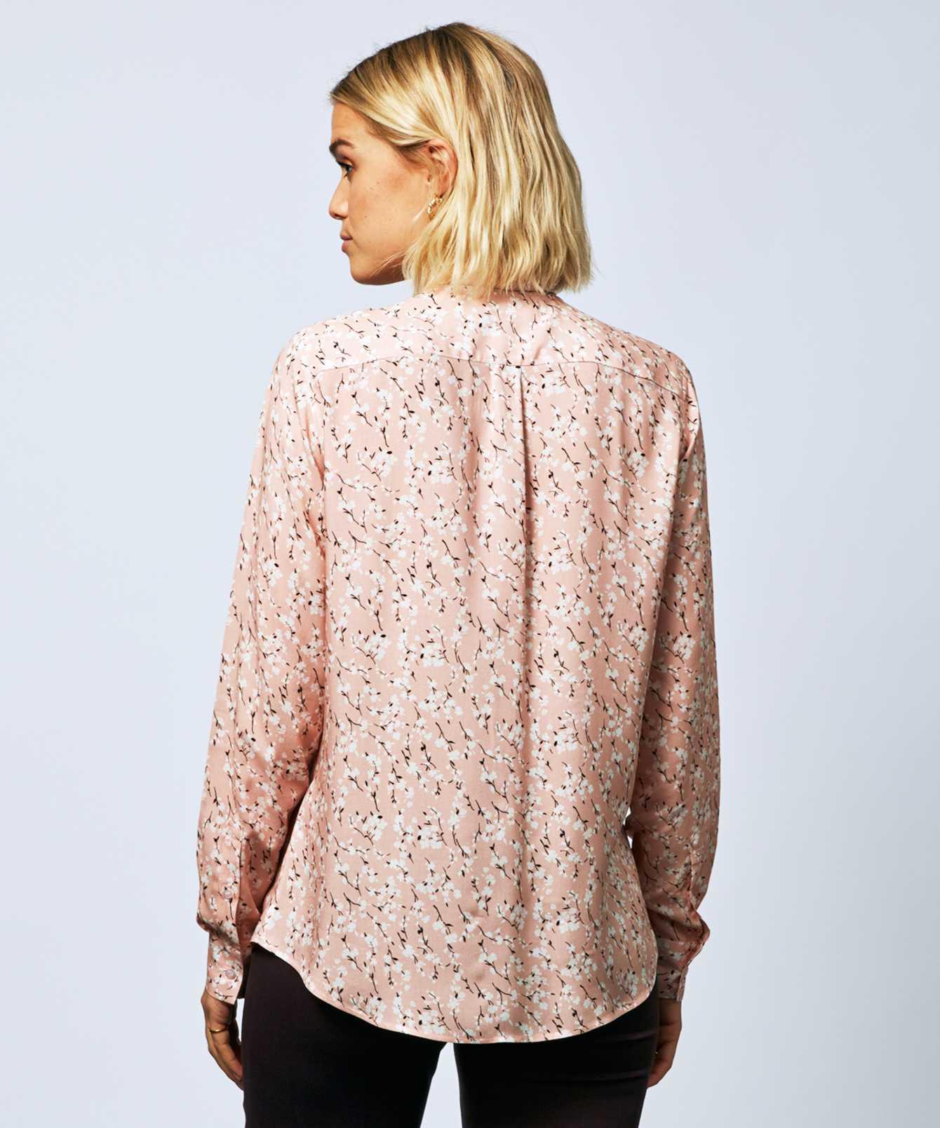 Skjorta Karin Cherry Rosa The Shirt Factory