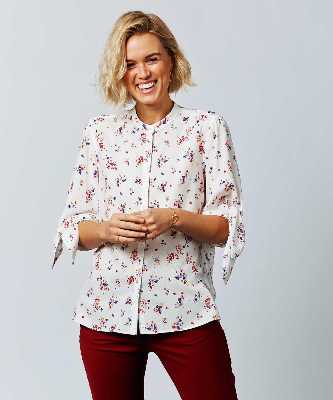 Shirt Hilda Floralys The Shirt Factory