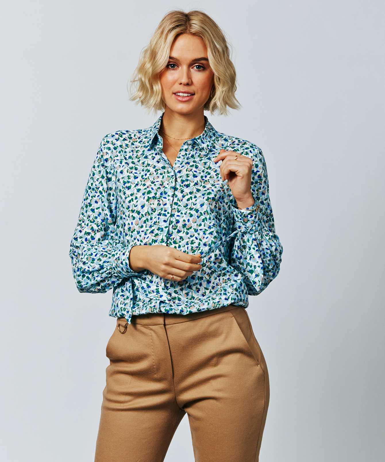 Shirt Lina Tulip The Shirt Factory