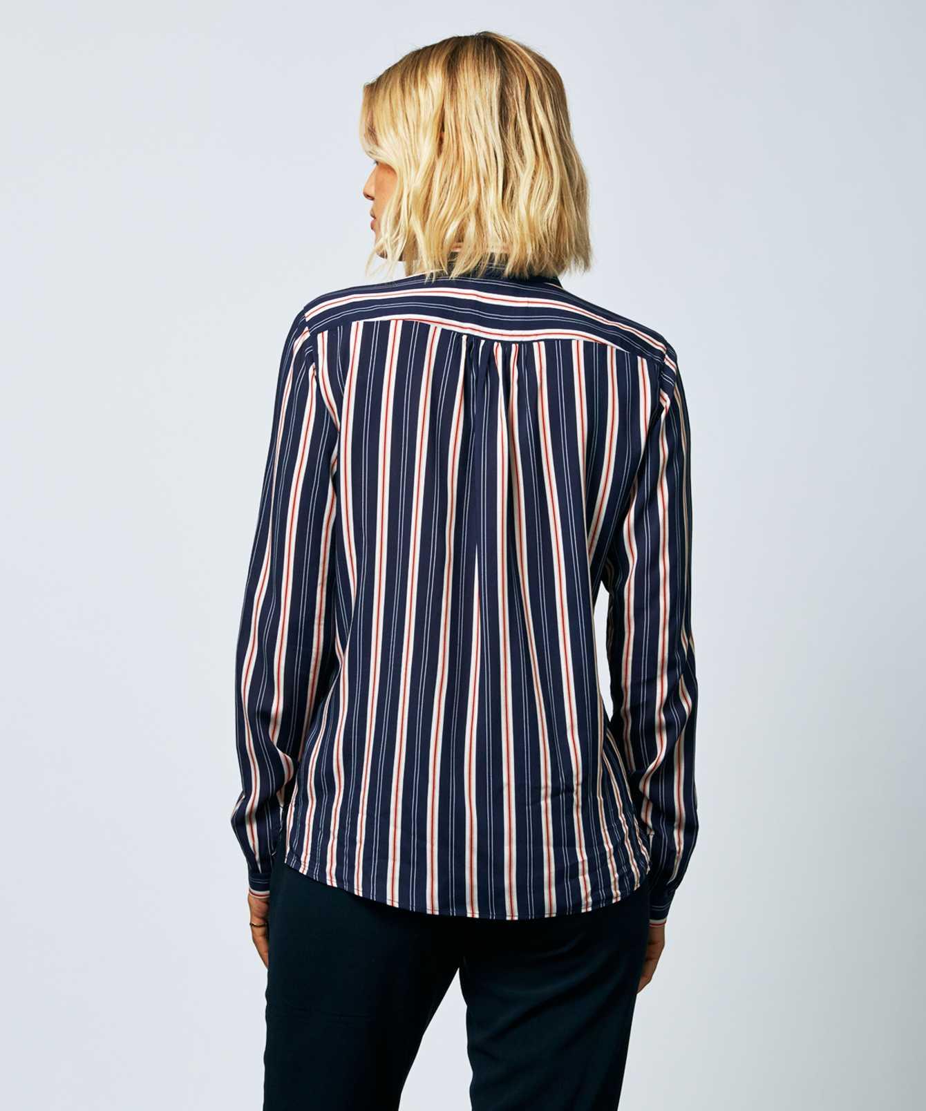 Skjorta Gina Leksand The Shirt Factory