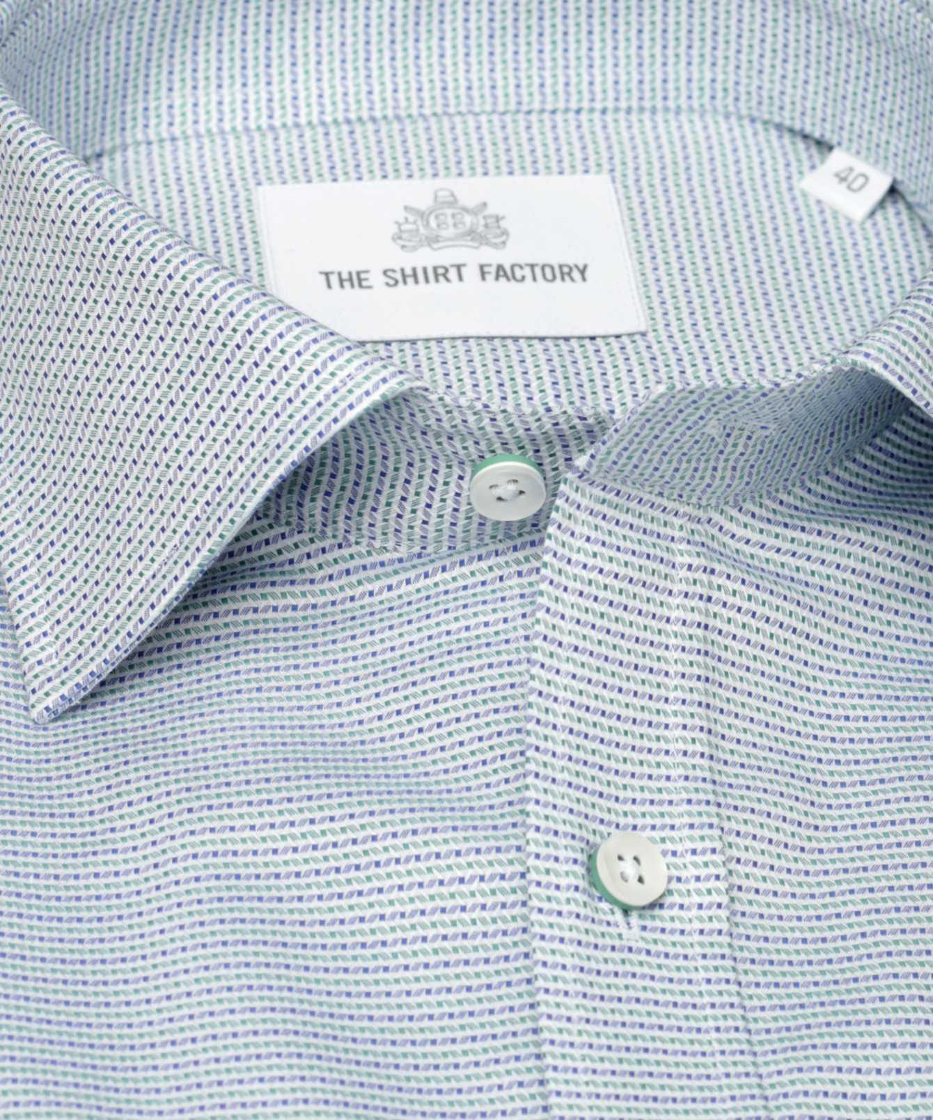 Skjorta Reno The Shirt Factory