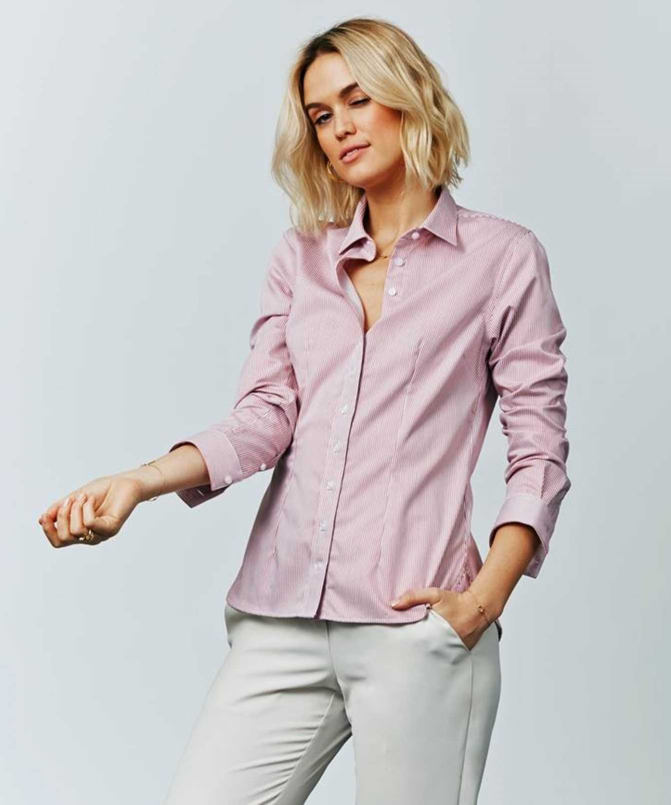 Skjorta Cindy Seaside The Shirt Factory