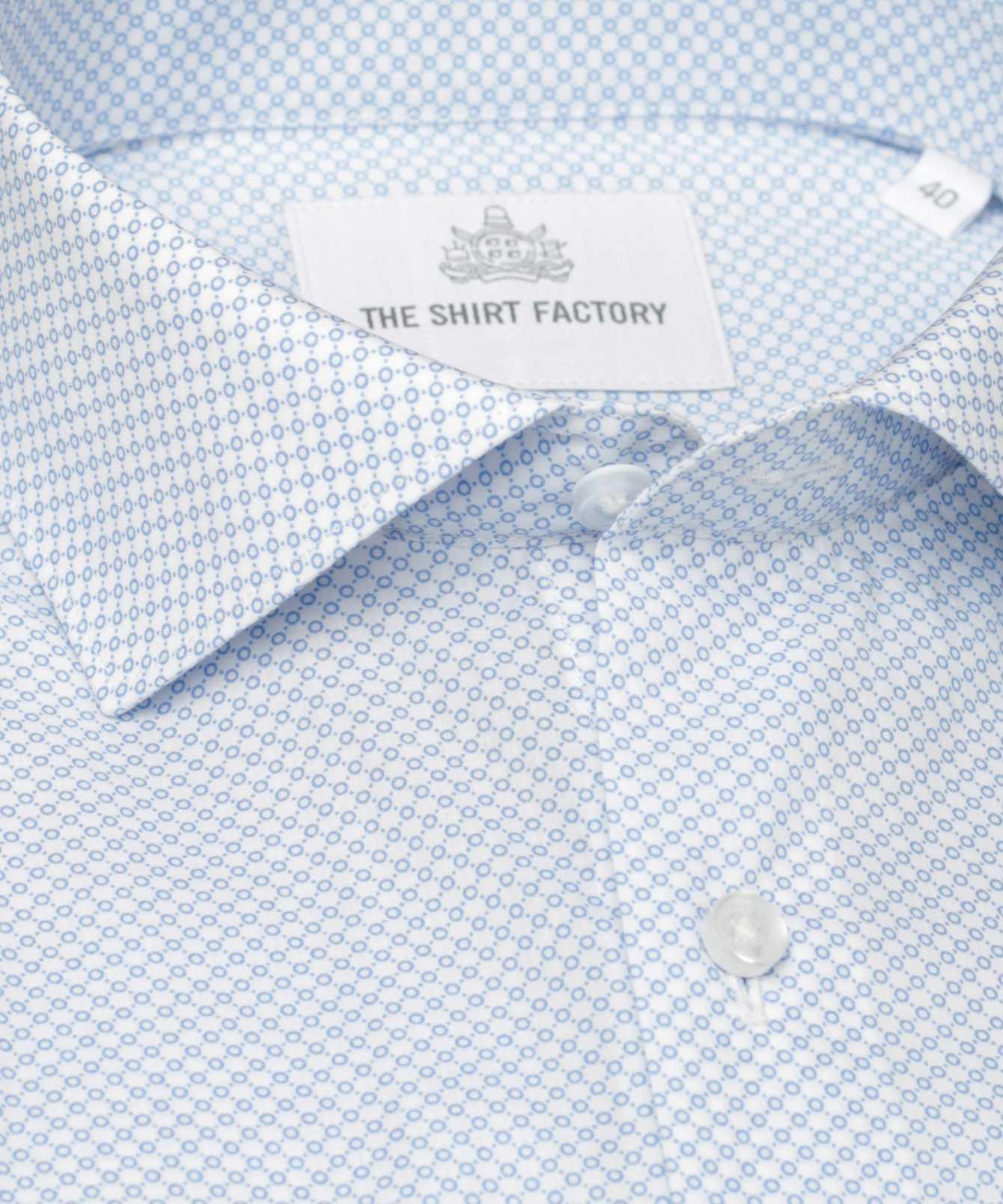 Skjorta Monterey The Shirt Factory