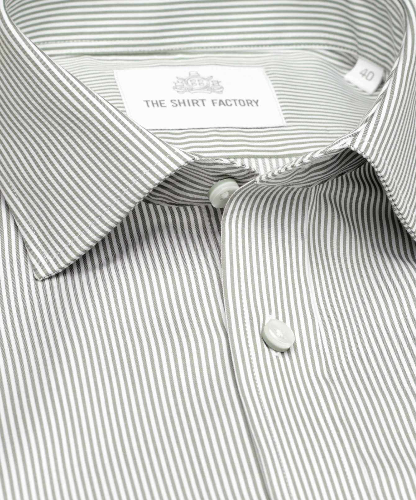 Shirt Wick Grön The Shirt Factory