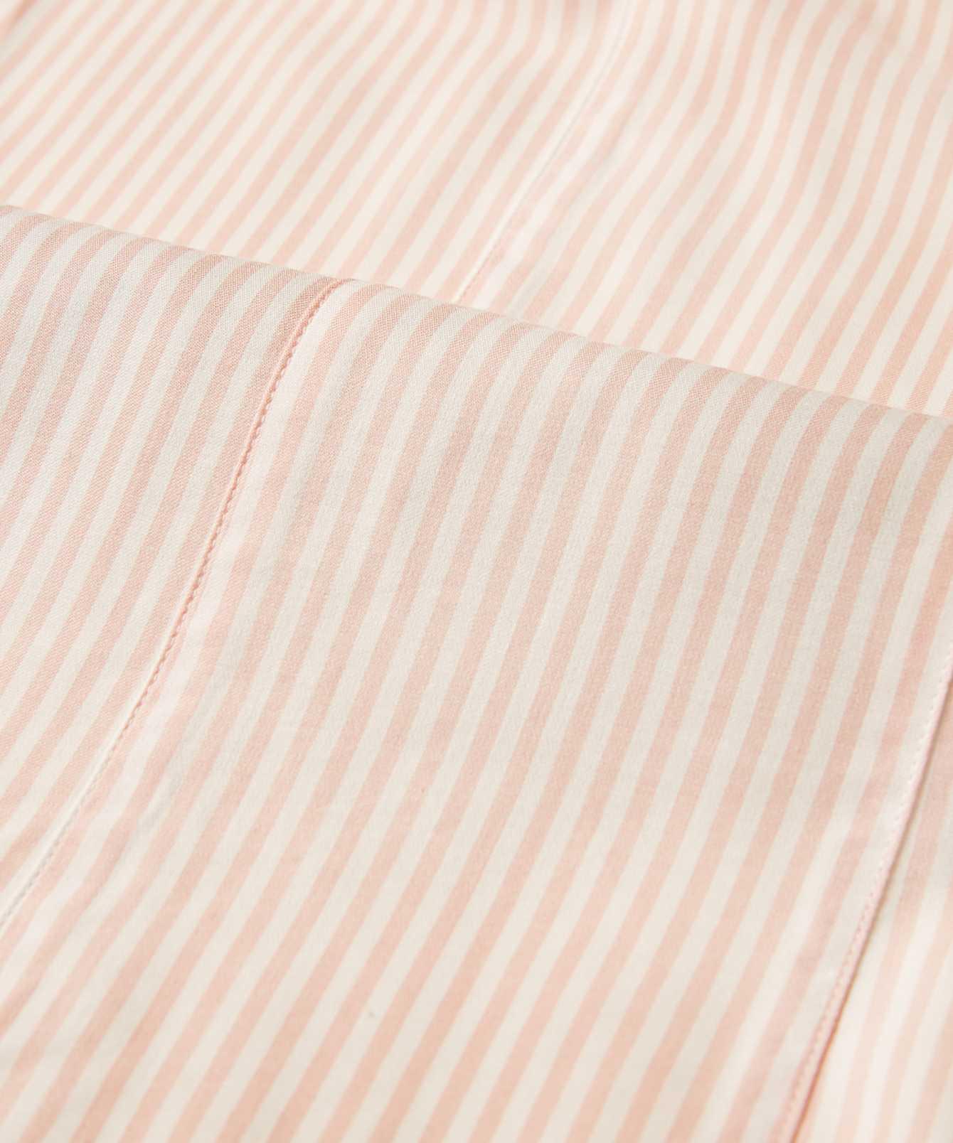 Shirt Emma Stripe Rosa  The Shirt Factory
