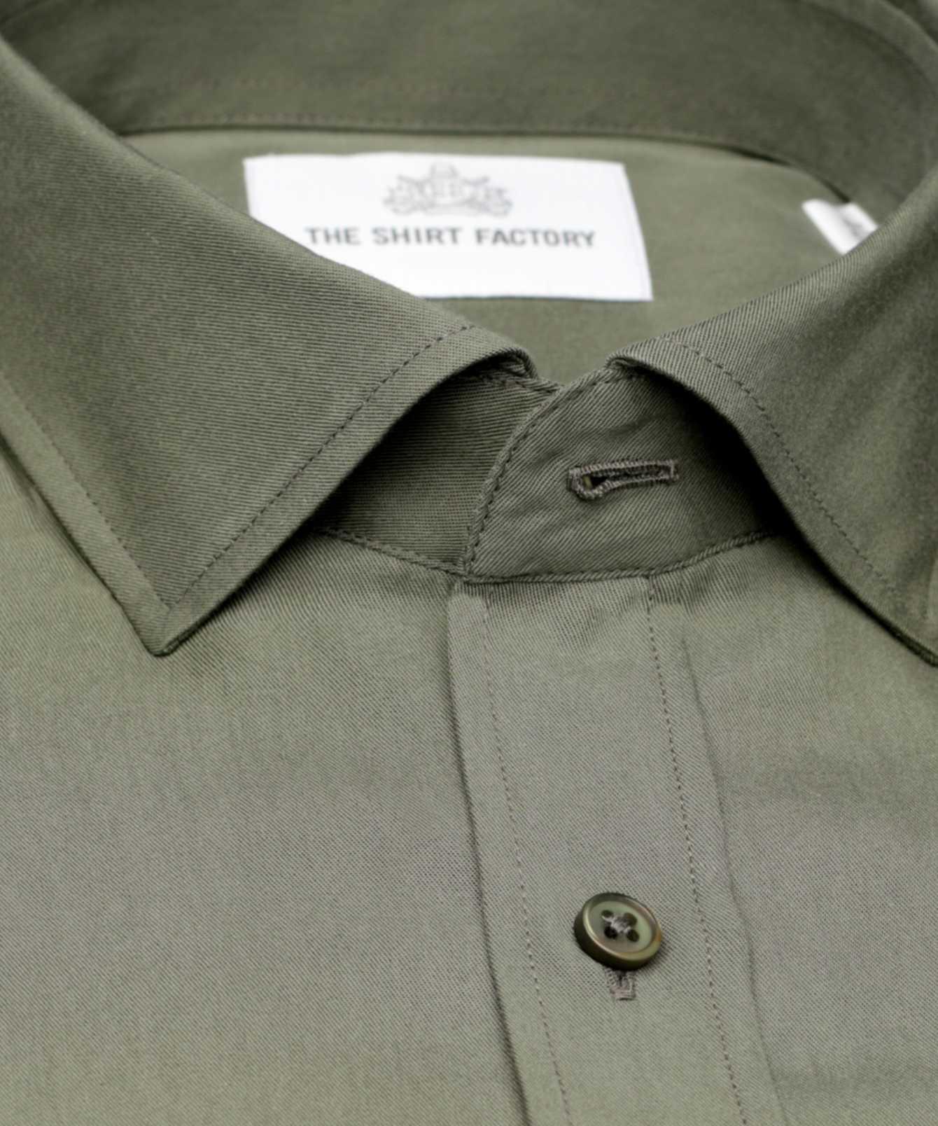 Shirt Belo Grön The Shirt Factory
