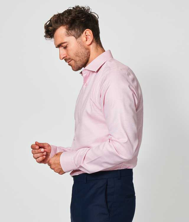 Slim fit - Belmont Strykfri