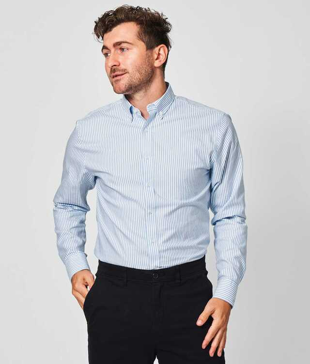 Regular fit - Oxford Stripe