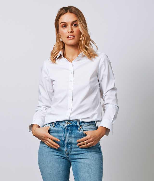 Shirt Tilde Poplin The Shirt Factory