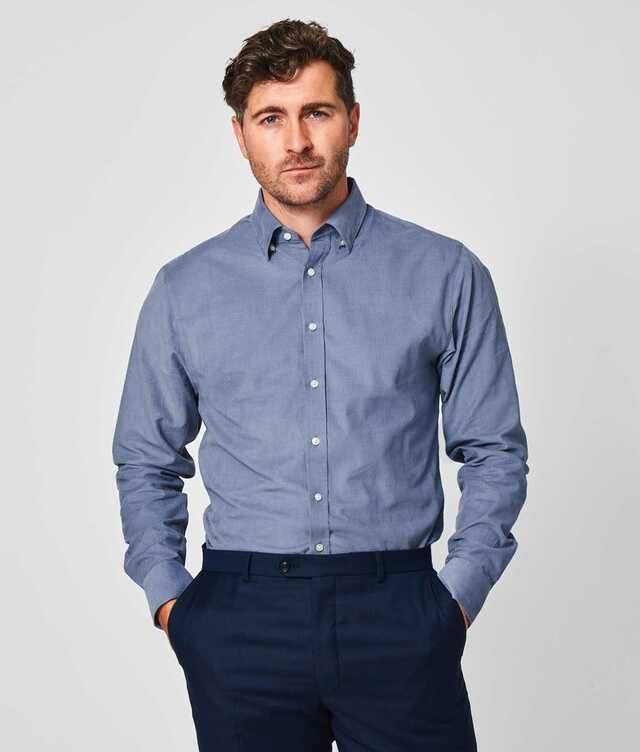 Slim fit - Toronto Cord Blue
