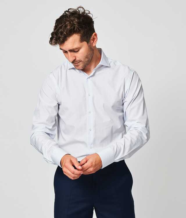 Skjorta Fine Checked The Shirt Factory