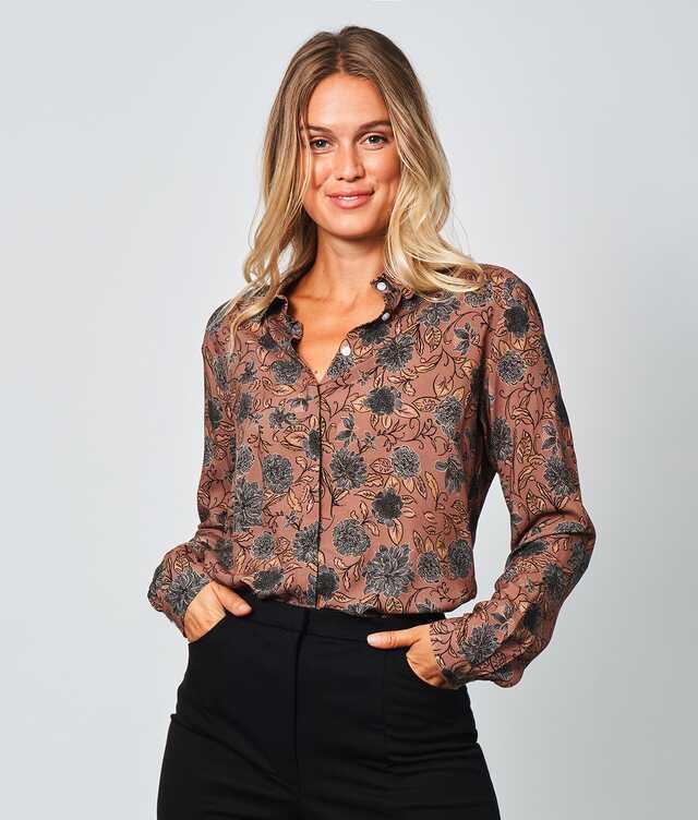 Skjorta Gina Faith The Shirt Factory