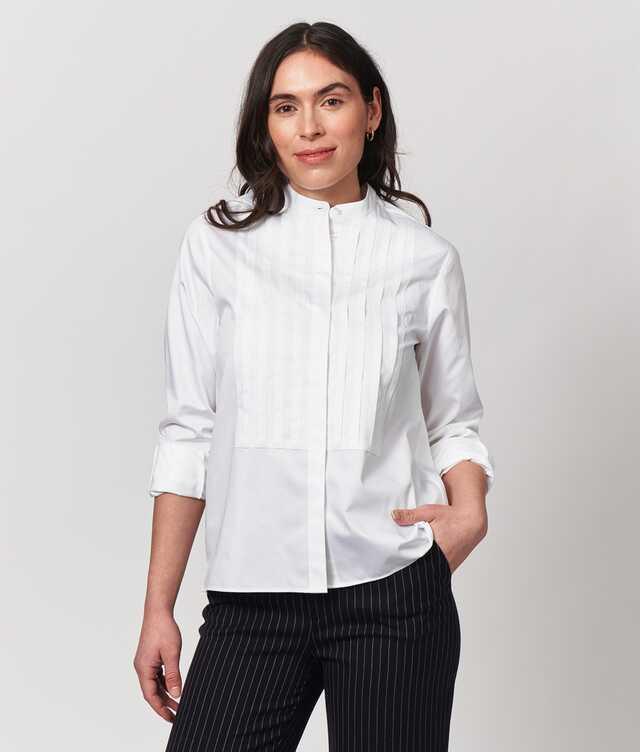 Shirt Iris Soft Poplin The Shirt Factory