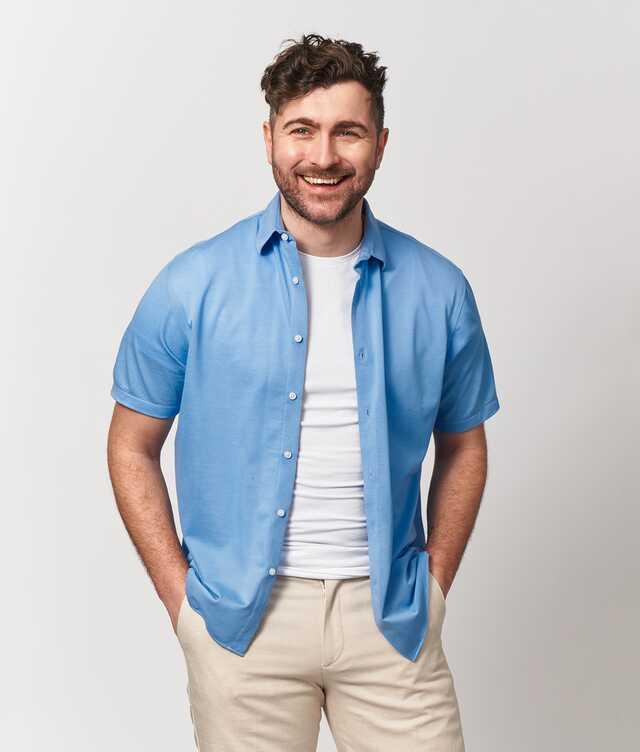 Slim fit - Royal Troon Poloshirt Short-Sleeve