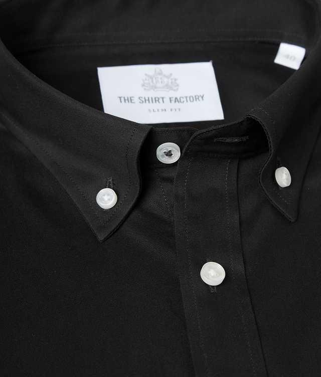 Shirt Fine Oxford The Shirt Factory