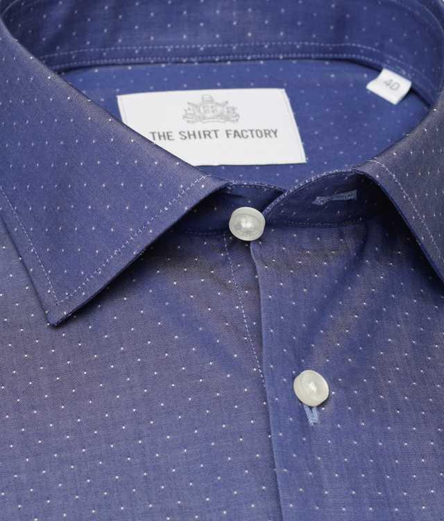 Skjorta Alameda The Shirt Factory
