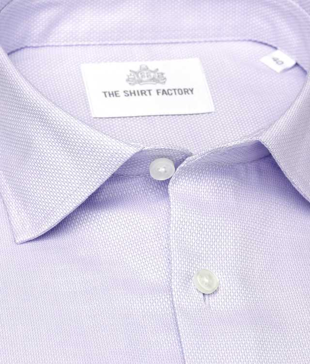 Skjorta Havanna Lila The Shirt Factory